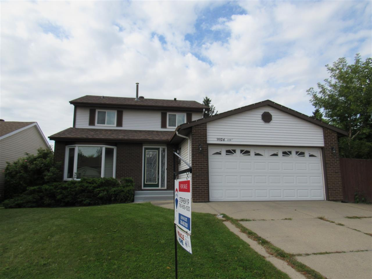 MLS® listing #E4170405 for sale located at 9924 179 Street