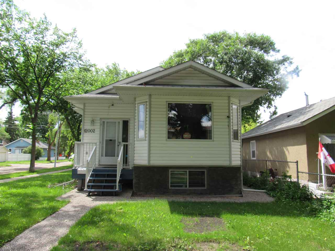 MLS® listing #E4170407 for sale located at 12002 91 Street