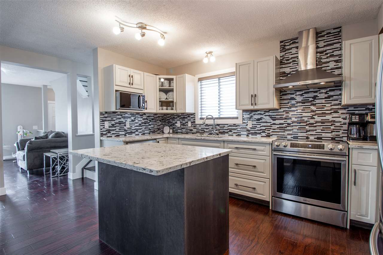 MLS® listing #E4170425 for sale located at 4707 160 Avenue