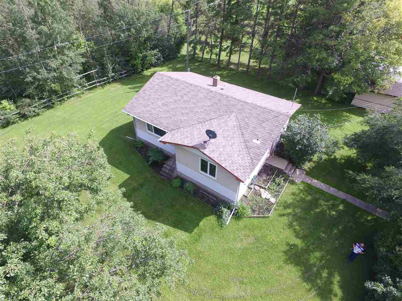 MLS® listing #E4170437 for sale located at 253045 Twp Rd 472