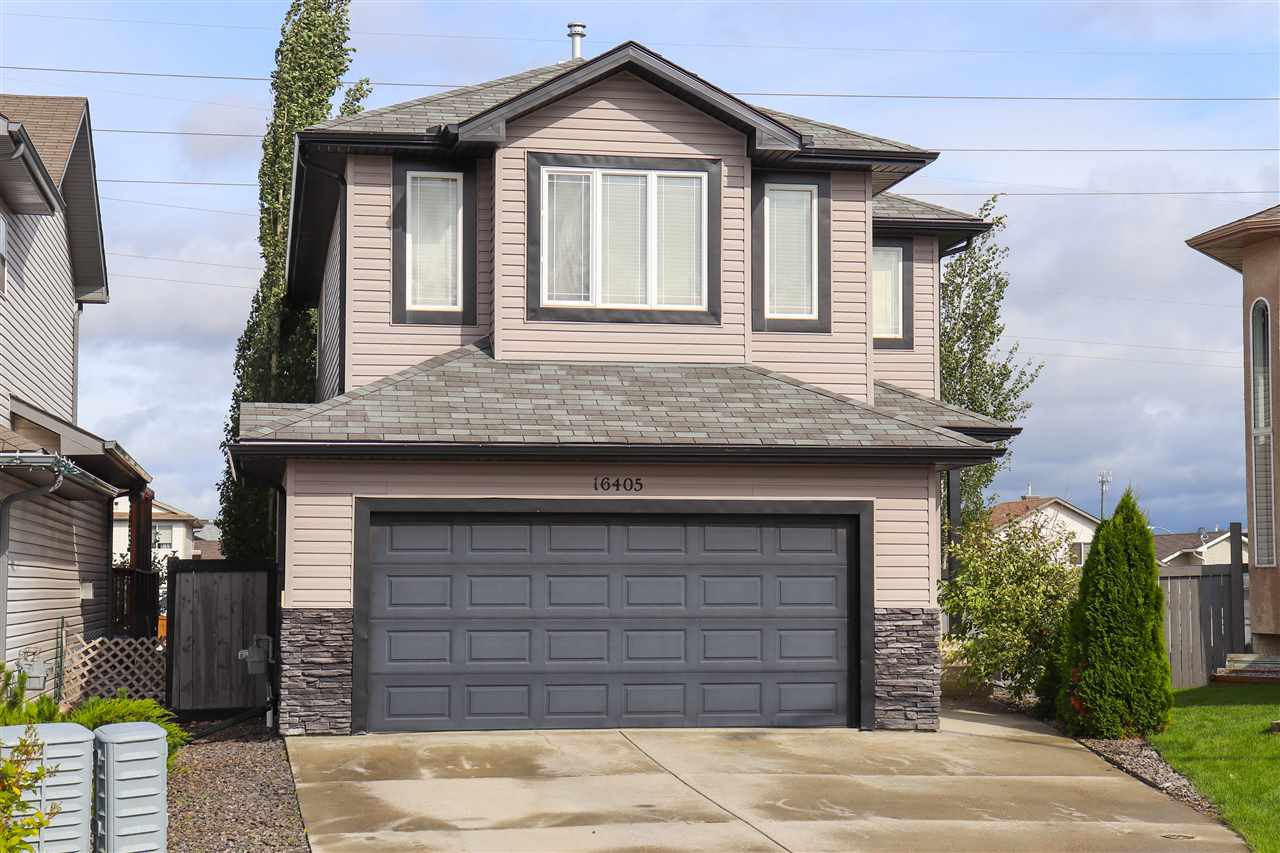 MLS® listing #E4170445 for sale located at 16405 45 Street