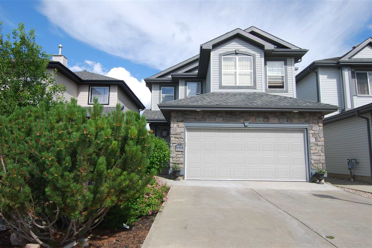 MLS® listing #E4170480 for sale located at 2473 HAGEN Way