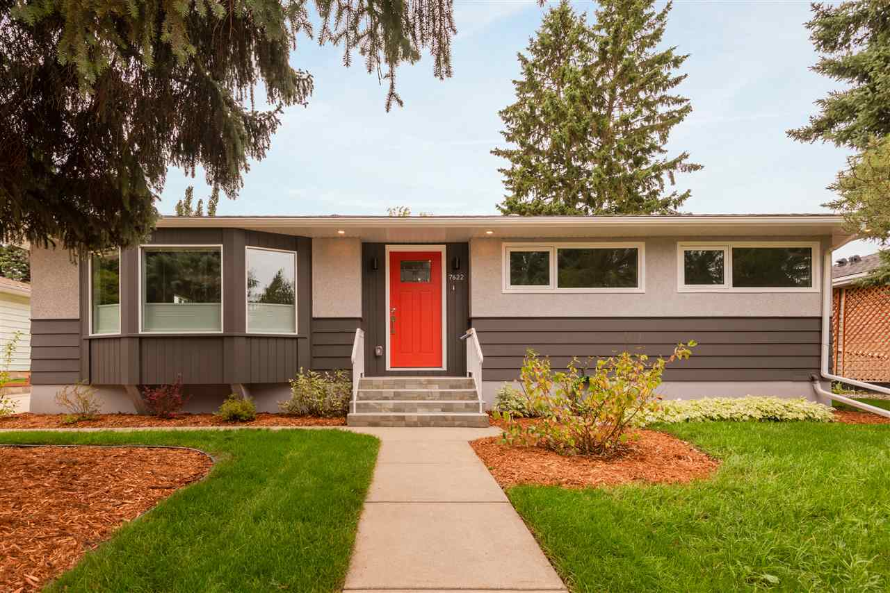 MLS® listing #E4170561 for sale located at 7622 153 Street NW
