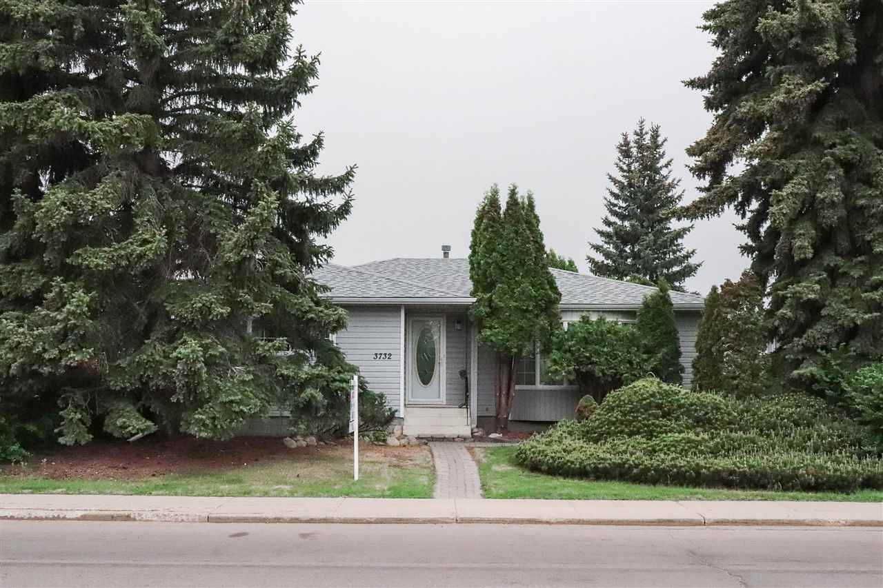 MLS® listing #E4170588 for sale located at 3732 117 Street