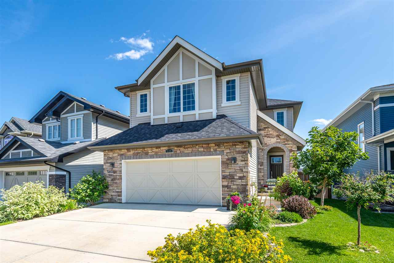 MLS® listing #E4170589 for sale located at 2125 GLENRIDDING Way