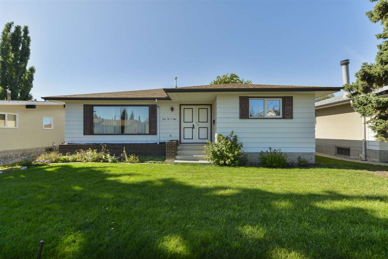 MLS® listing #E4170626 for sale located at 4108 114 Street