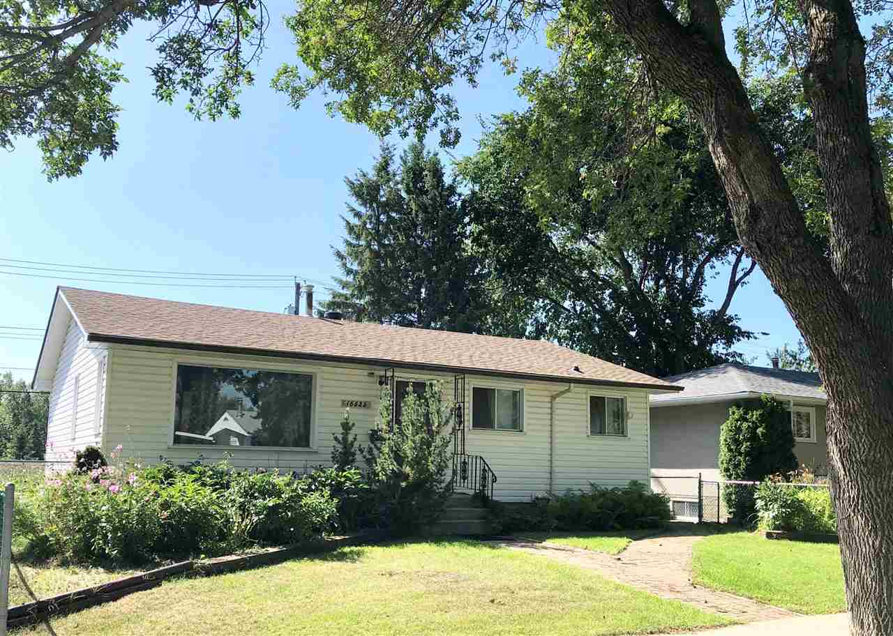 MLS® listing #E4170636 for sale located at 16525 103 Avenue