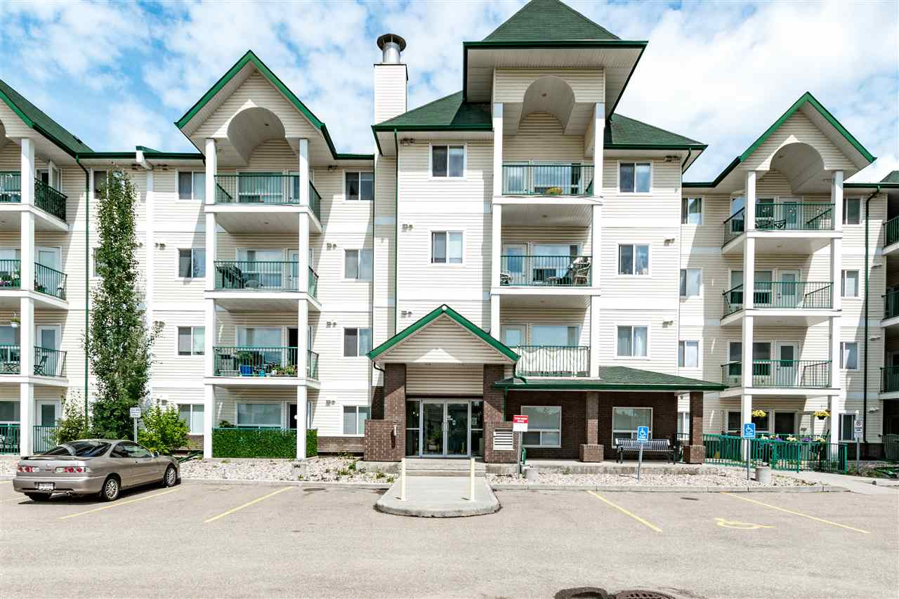 MLS® listing #E4170643 for sale located at 203 13635 34 Street