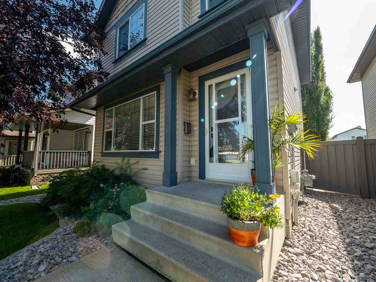 MLS® listing #E4170648 for sale located at 20223 54 Avenue