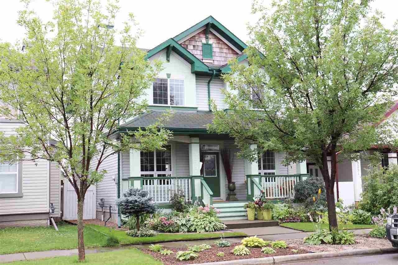 MLS® listing #E4170652 for sale located at 5349 TERWILLEGAR Boulevard