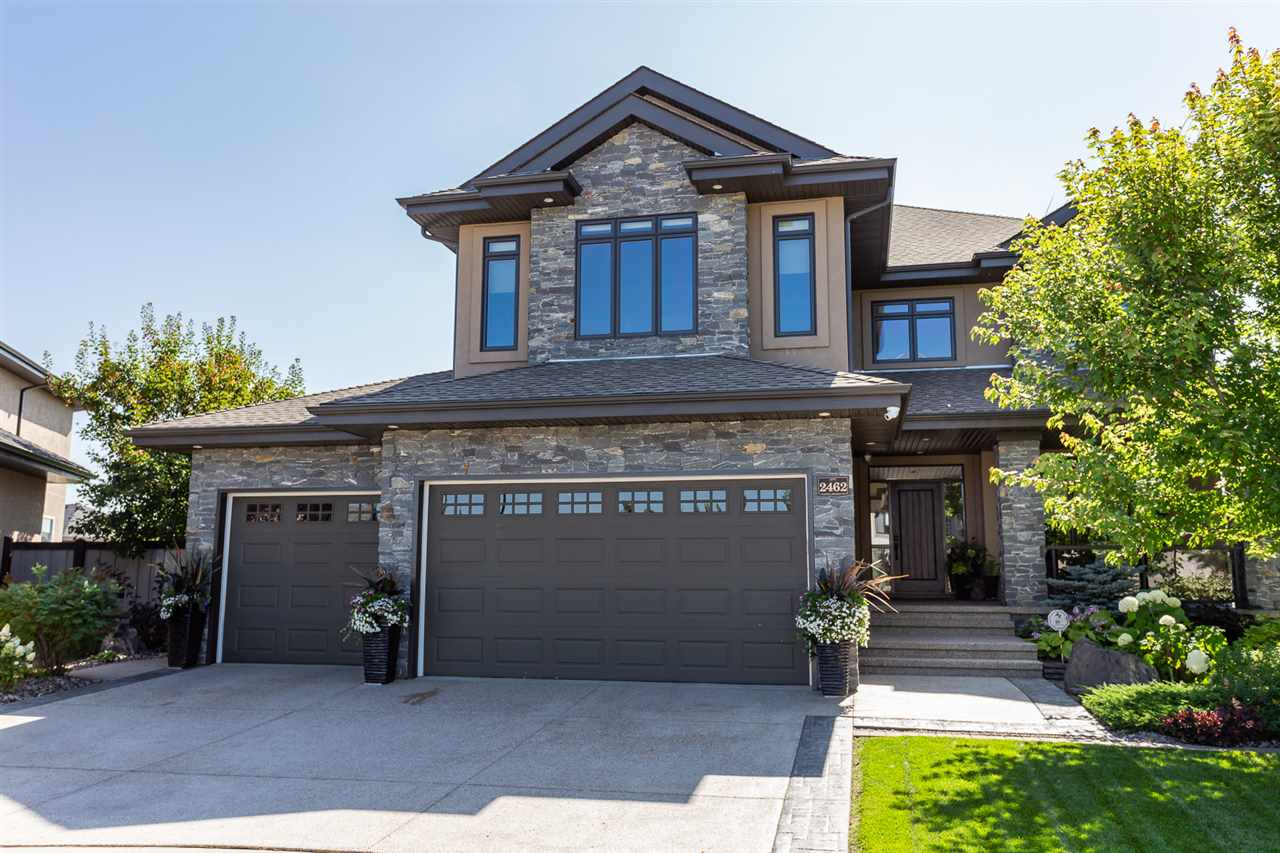 MLS® listing #E4170686 for sale located at 2462 MARTELL Crescent