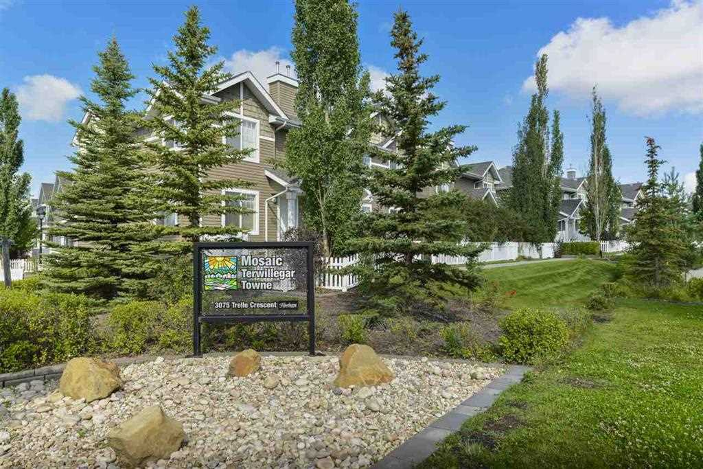 MLS® listing #E4170714 for sale located at 75 3075 TRELLE Crescent