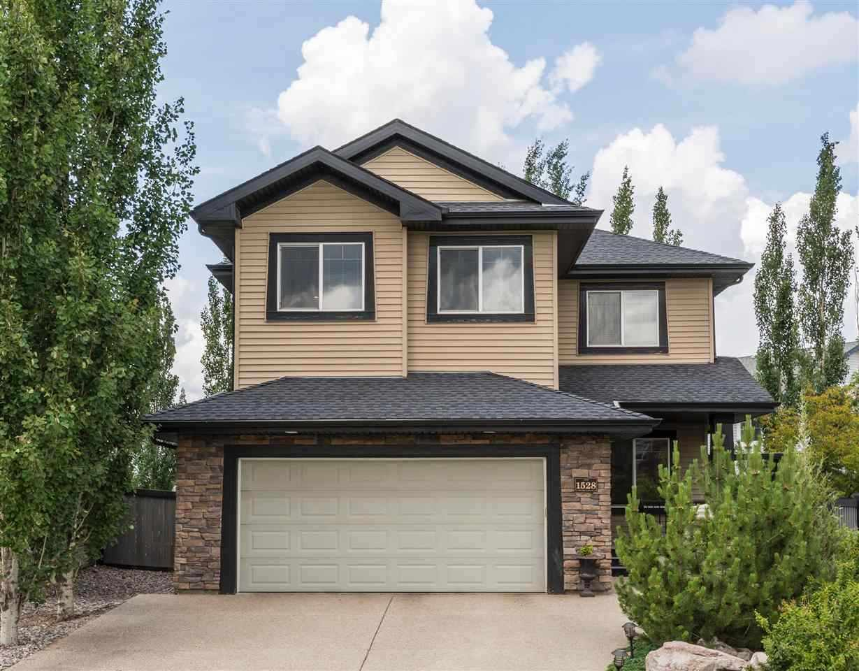 MLS® listing #E4170777 for sale located at 1528 MALONE Close