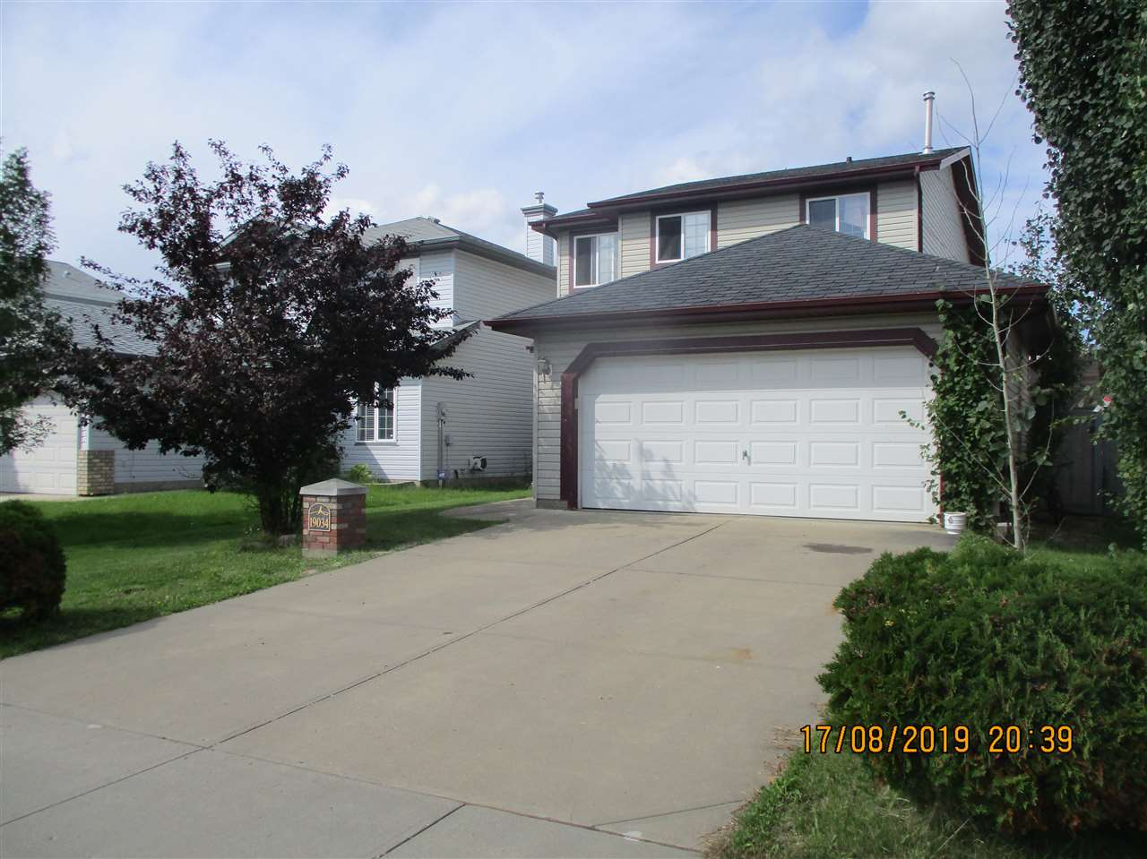 MLS® listing #E4170808 for sale located at 19034 49 A Avenue NW
