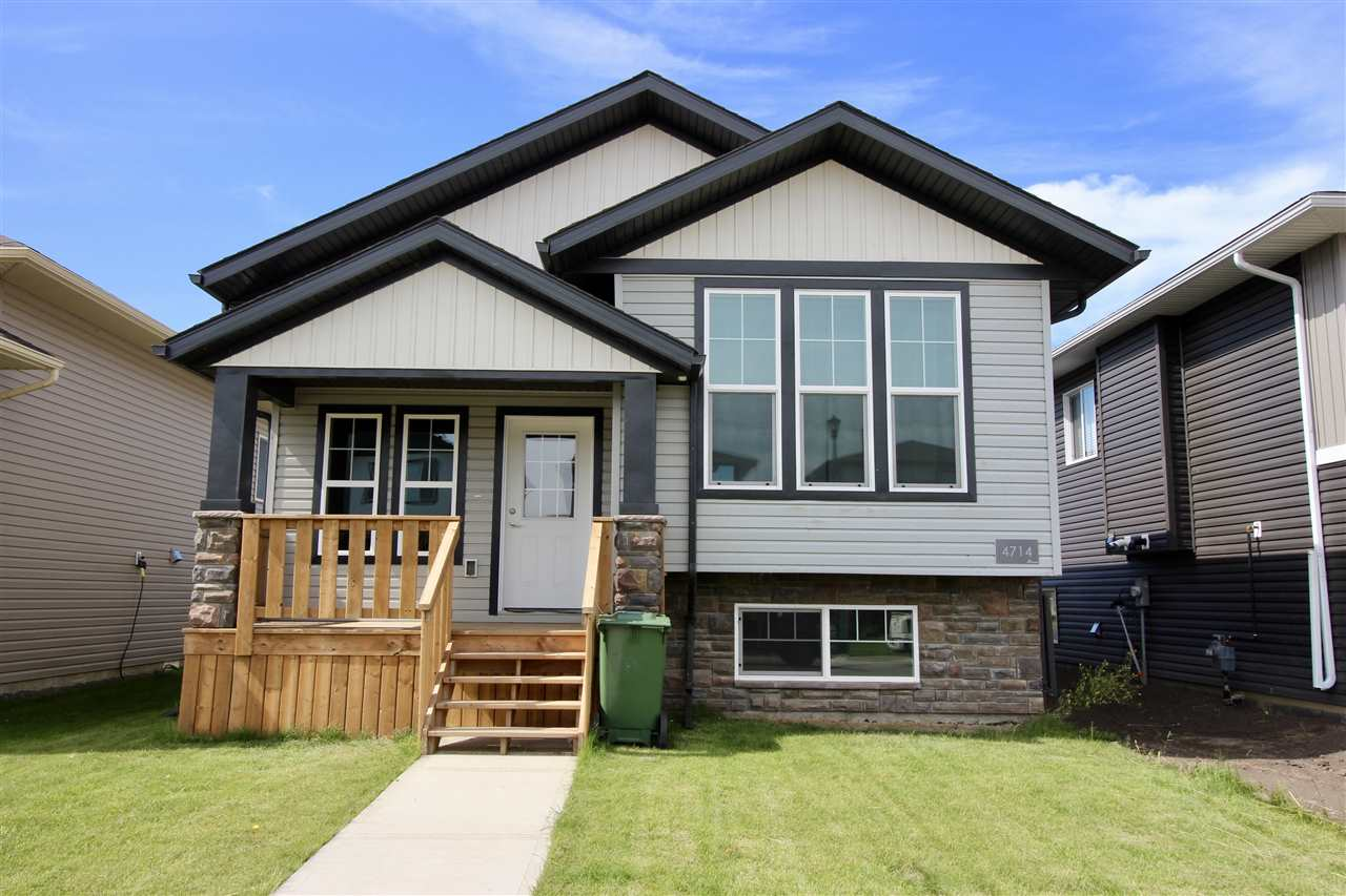 MLS® listing #E4170811 for sale located at 4714 38A Street