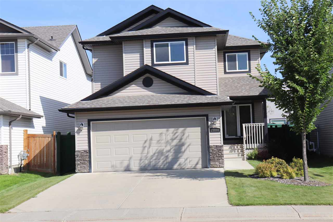 MLS® listing #E4170816 for sale located at 20808 96 Avenue