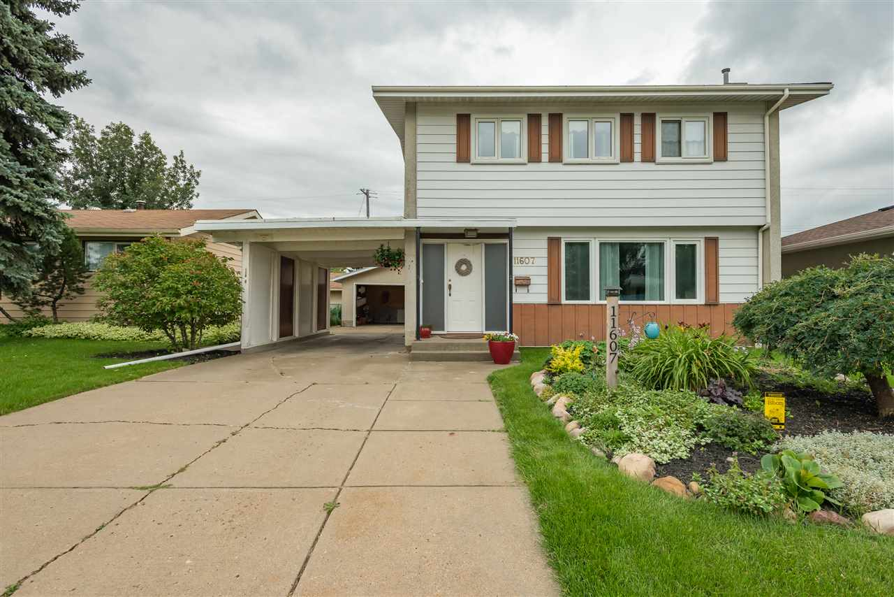 MLS® listing #E4170823 for sale located at 11607 134 Avenue
