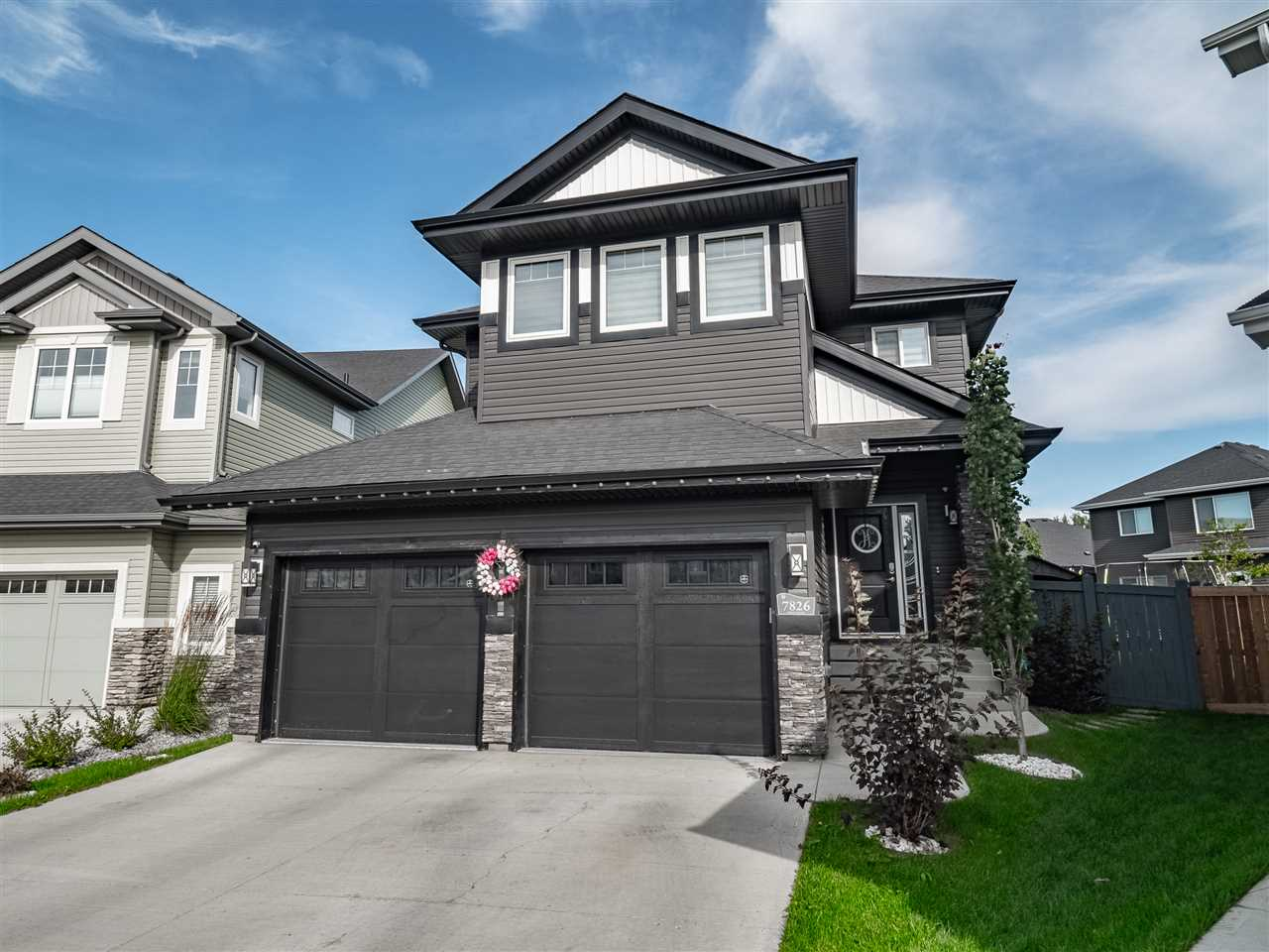 MLS® listing #E4170826 for sale located at 7826 Getty Wynd NW