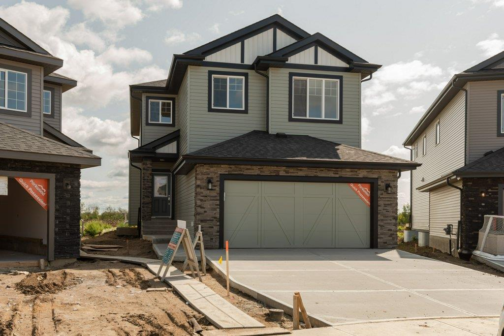 MLS® listing #E4170875 for sale located at 1323 157 Street