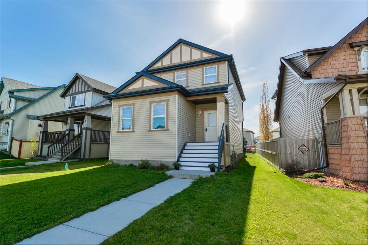 MLS® listing #E4170908 for sale located at 659 Songhurst Wynd
