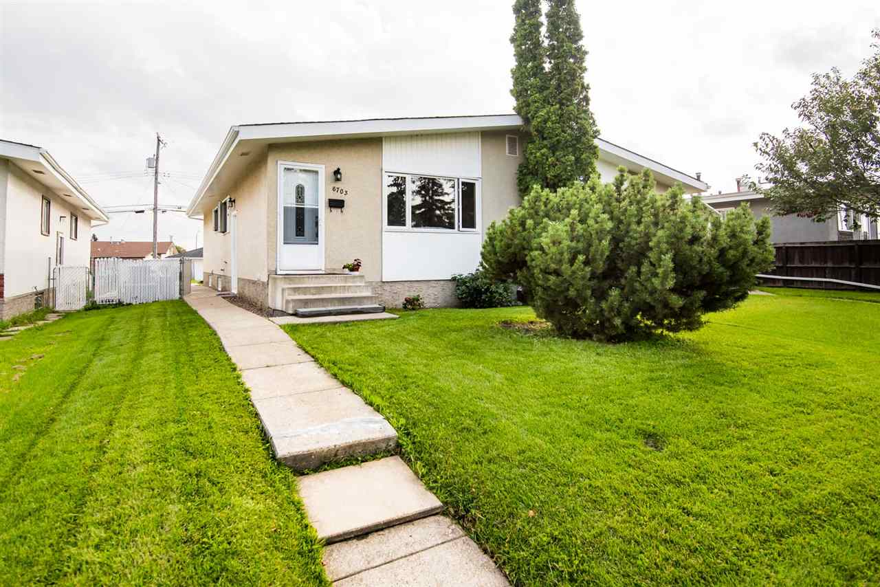 MLS® listing #E4170920 for sale located at 6703 137 Avenue