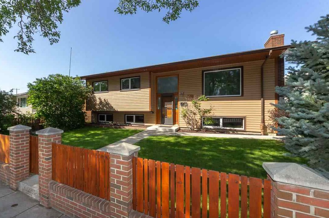 MLS® listing #E4170936 for sale located at 9312 165 Street
