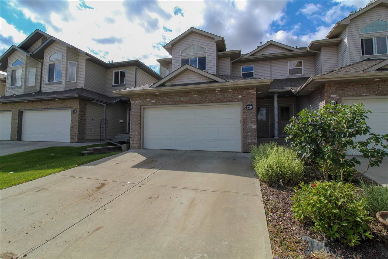 MLS® listing #E4170937 for sale located at 120 WESTERRA Boulevard