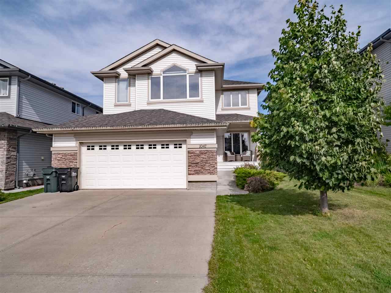 MLS® listing #E4170938 for sale located at 1047 CANDLE Crescent
