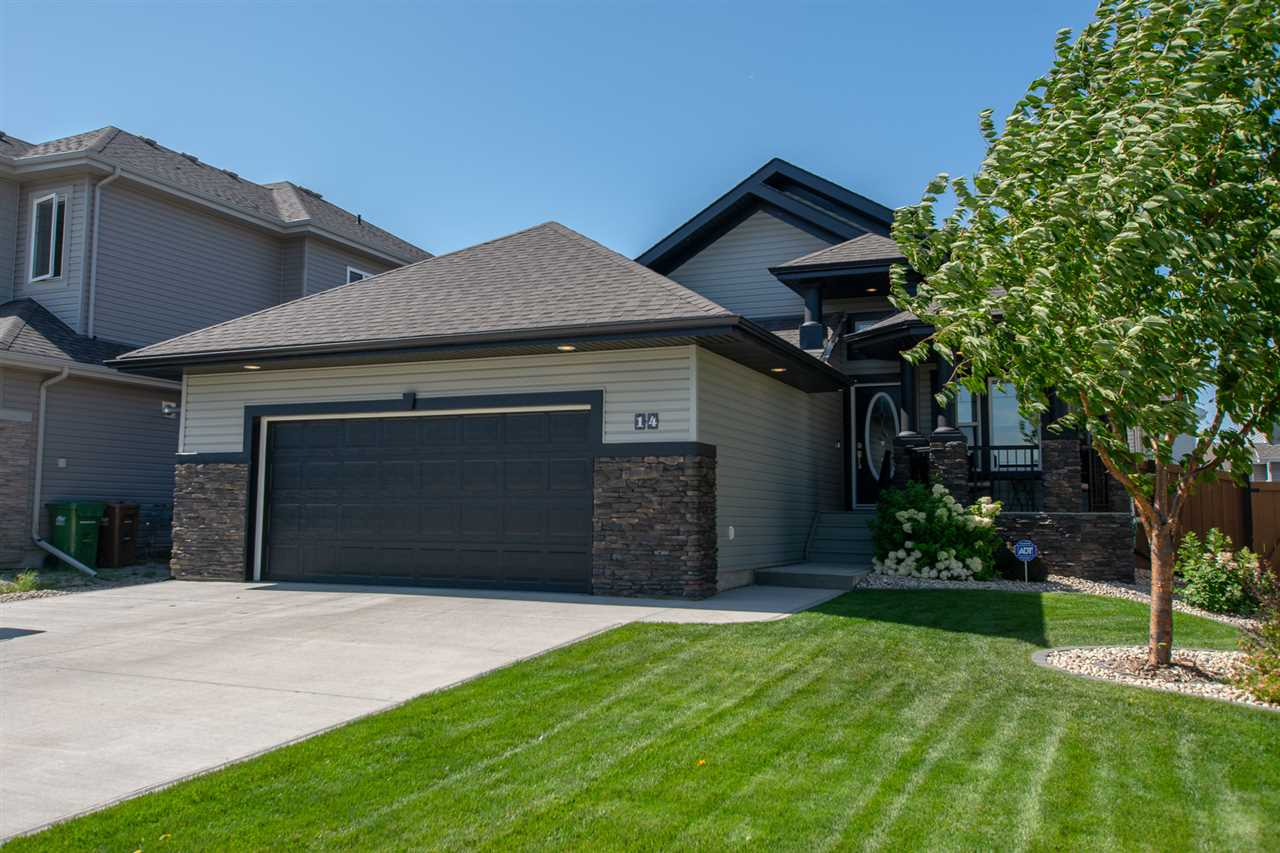 MLS® listing #E4170960 for sale located at 14 NEWCASTLE Way