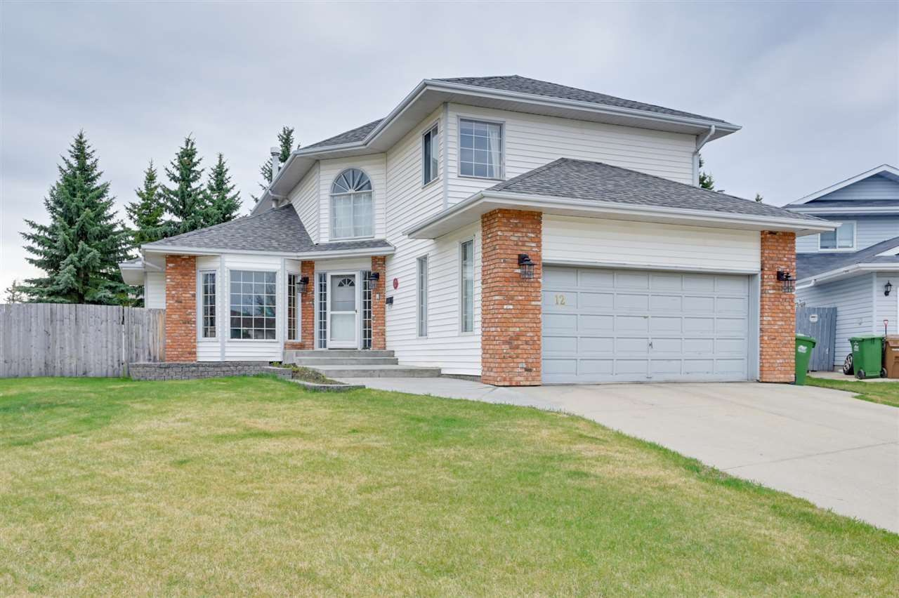 MLS® listing #E4170962 for sale located at 12 ARCAND Drive