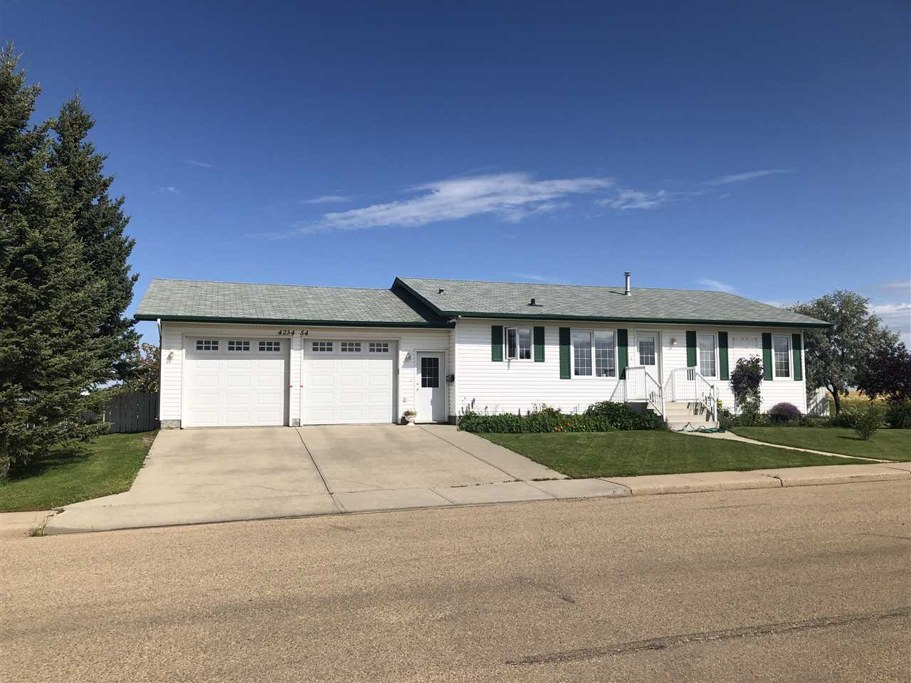 MLS® listing #E4170974 for sale located at 4234 54 Avenue