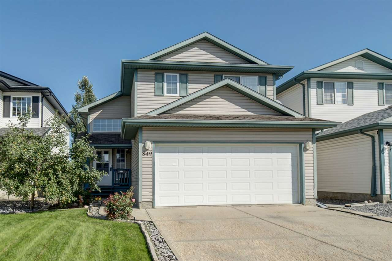 MLS® listing #E4171007 for sale located at 849 BLACKLOCK Way
