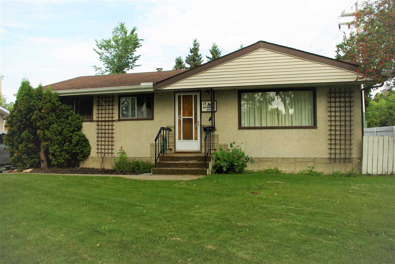 MLS® listing #E4171021 for sale located at 17 SYCAMORE Avenue
