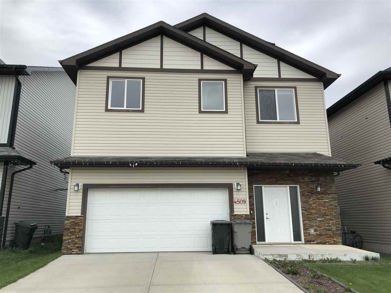 MLS® listing #E4171032 for sale located at 4509 41 Avenue