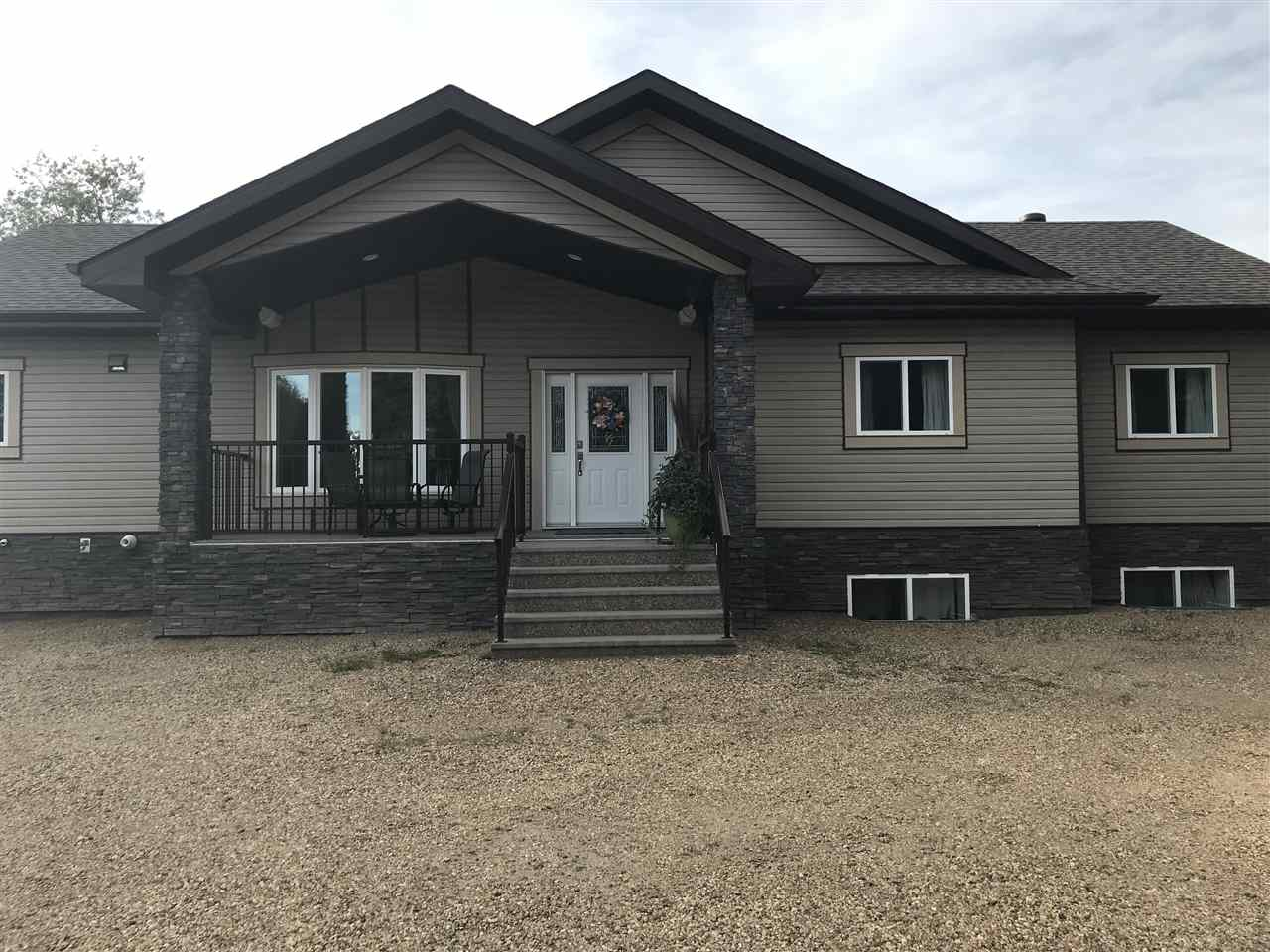 MLS® listing #E4171068 for sale located at 53475  RGE RD 231 clover bar road