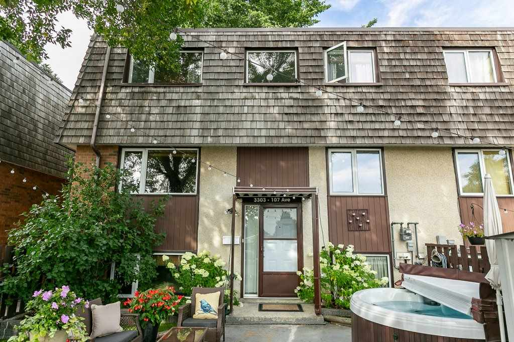 MLS® listing #E4171090 for sale located at 3303 107 Avenue