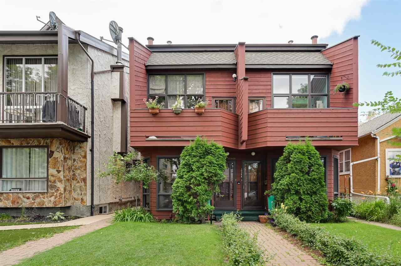 MLS® listing #E4171107 for sale located at 10346A 121 Street