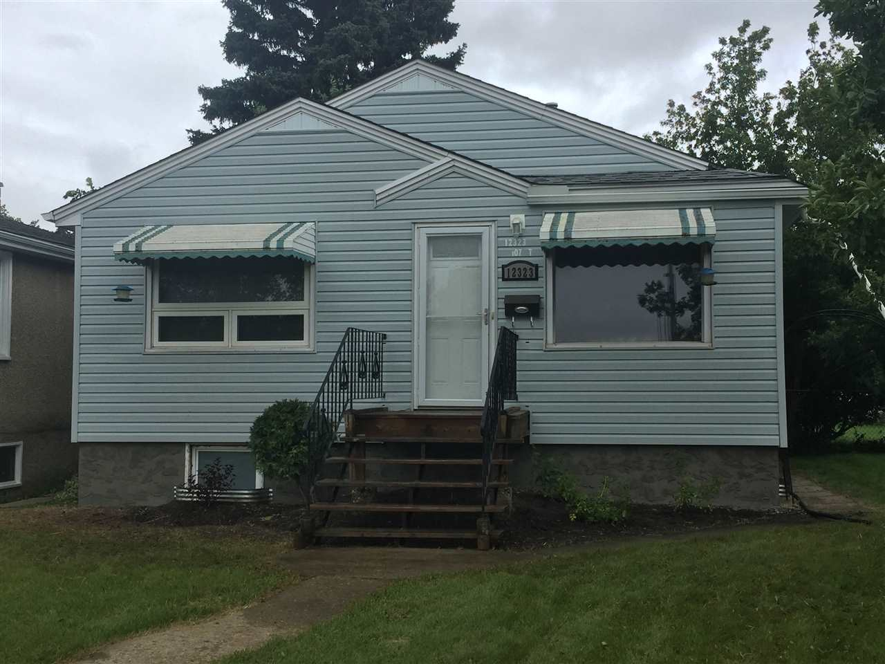 MLS® listing #E4171123 for sale located at 12323 107 Street