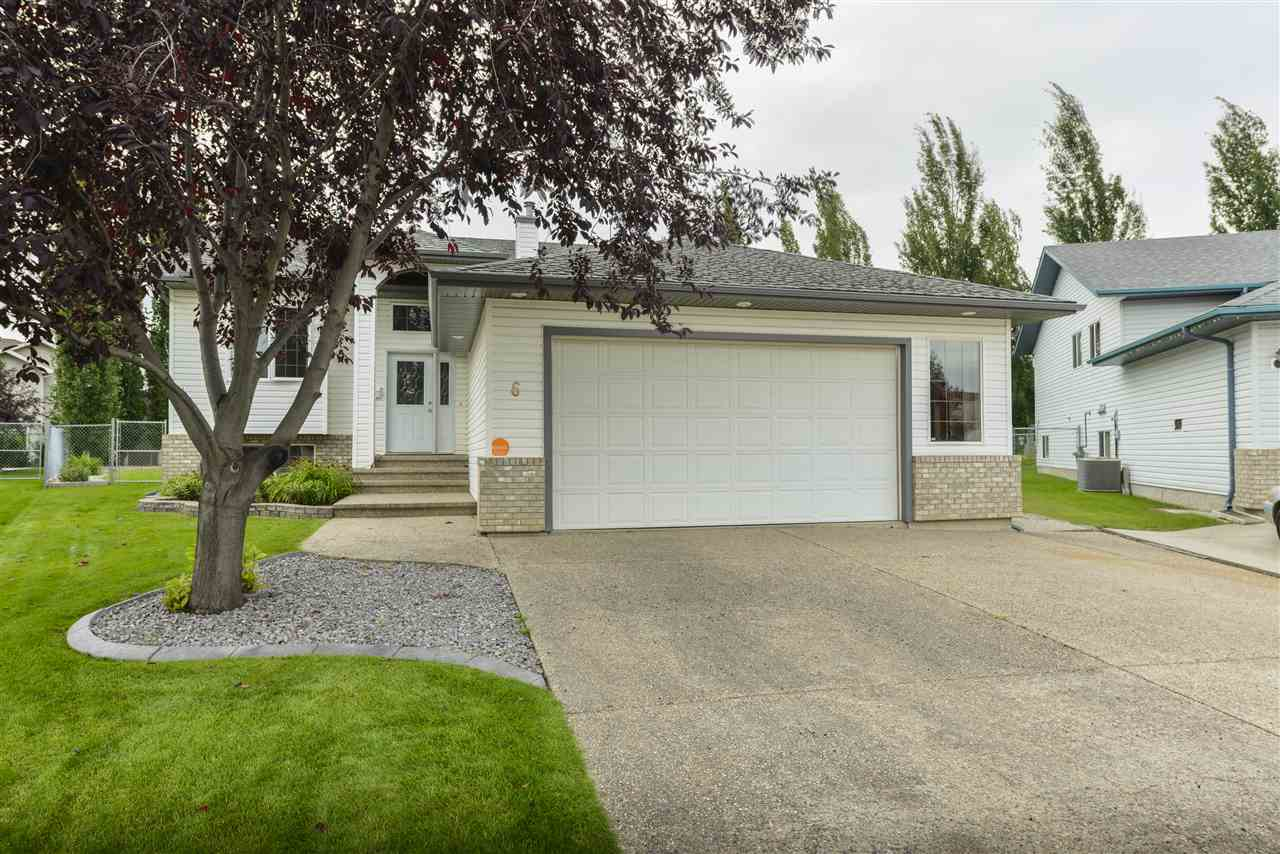 MLS® listing #E4171139 for sale located at 6 DEERFIELD Court