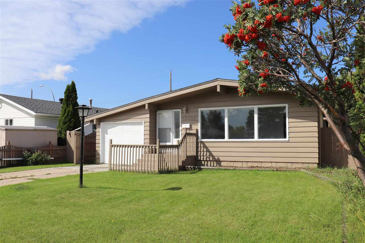 MLS® listing #E4171143 for sale located at 13508 113A Street
