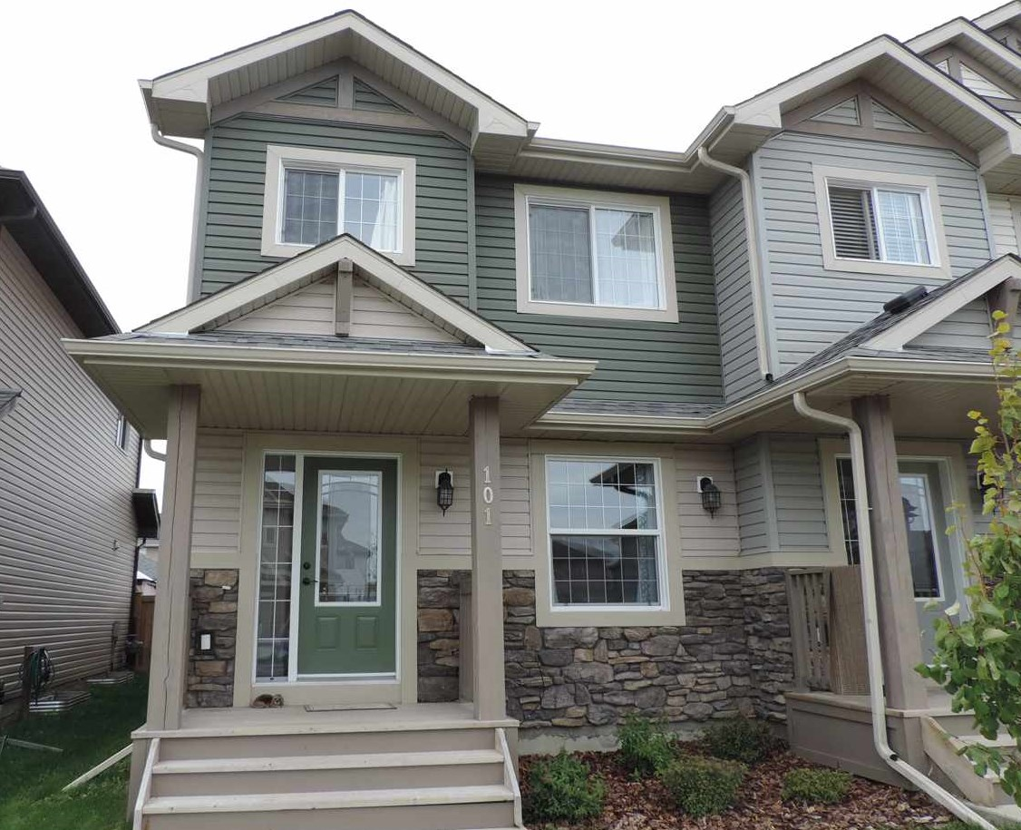 MLS® listing #E4171161 for sale located at 101 MEADOWLAND Crescent