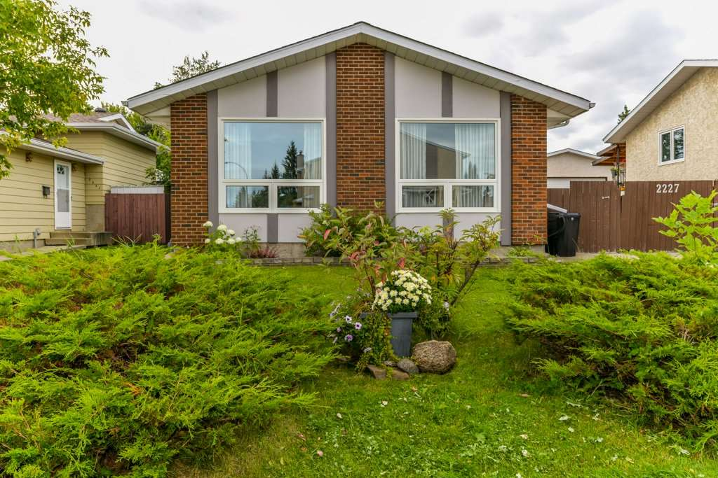 MLS® listing #E4171168 for sale located at 2227 141 Avenue