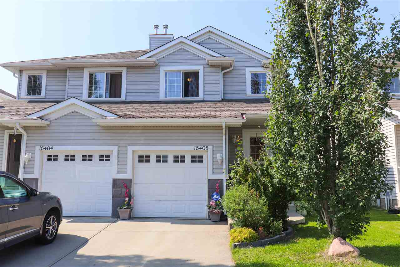 MLS® listing #E4171202 for sale located at 16408 56 Street