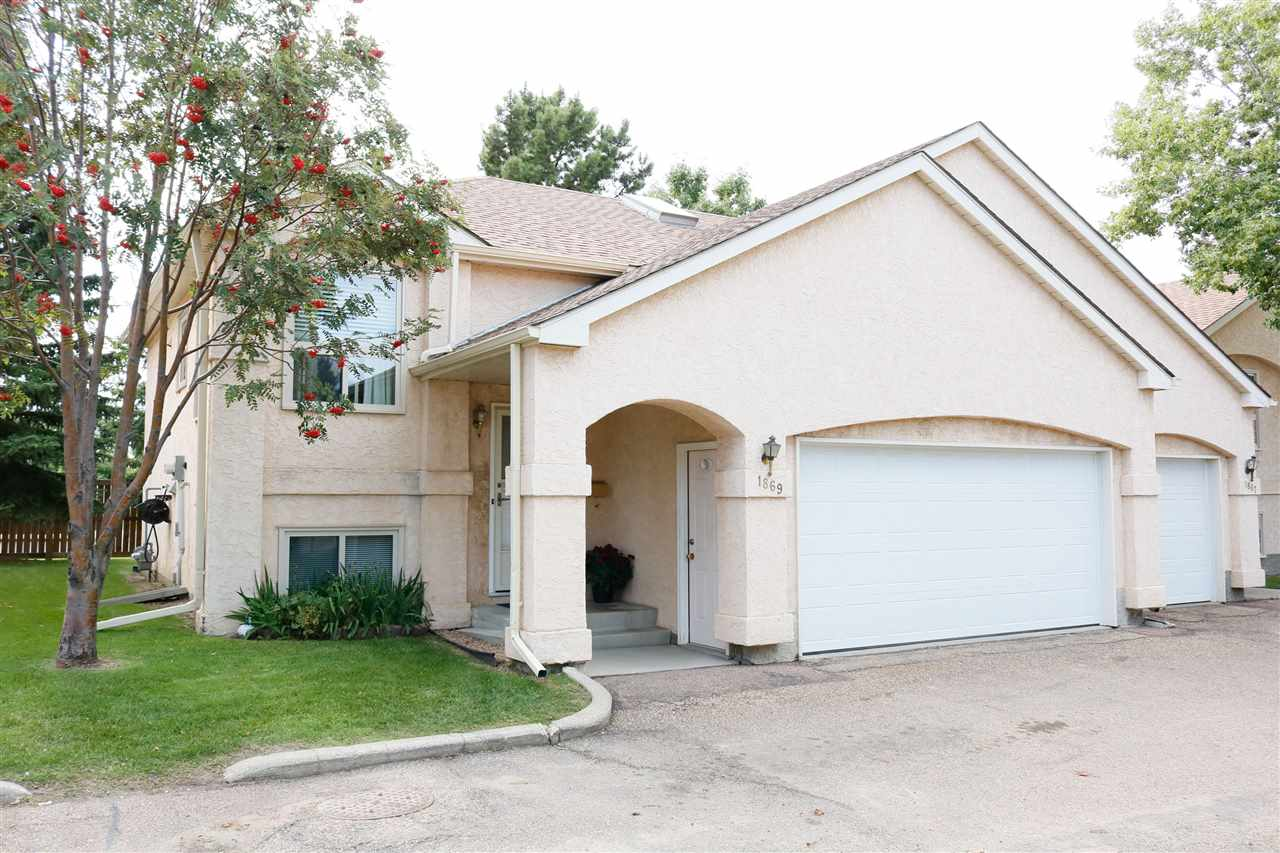 MLS® listing #E4171207 for sale located at 1869 Mill Woods Road E