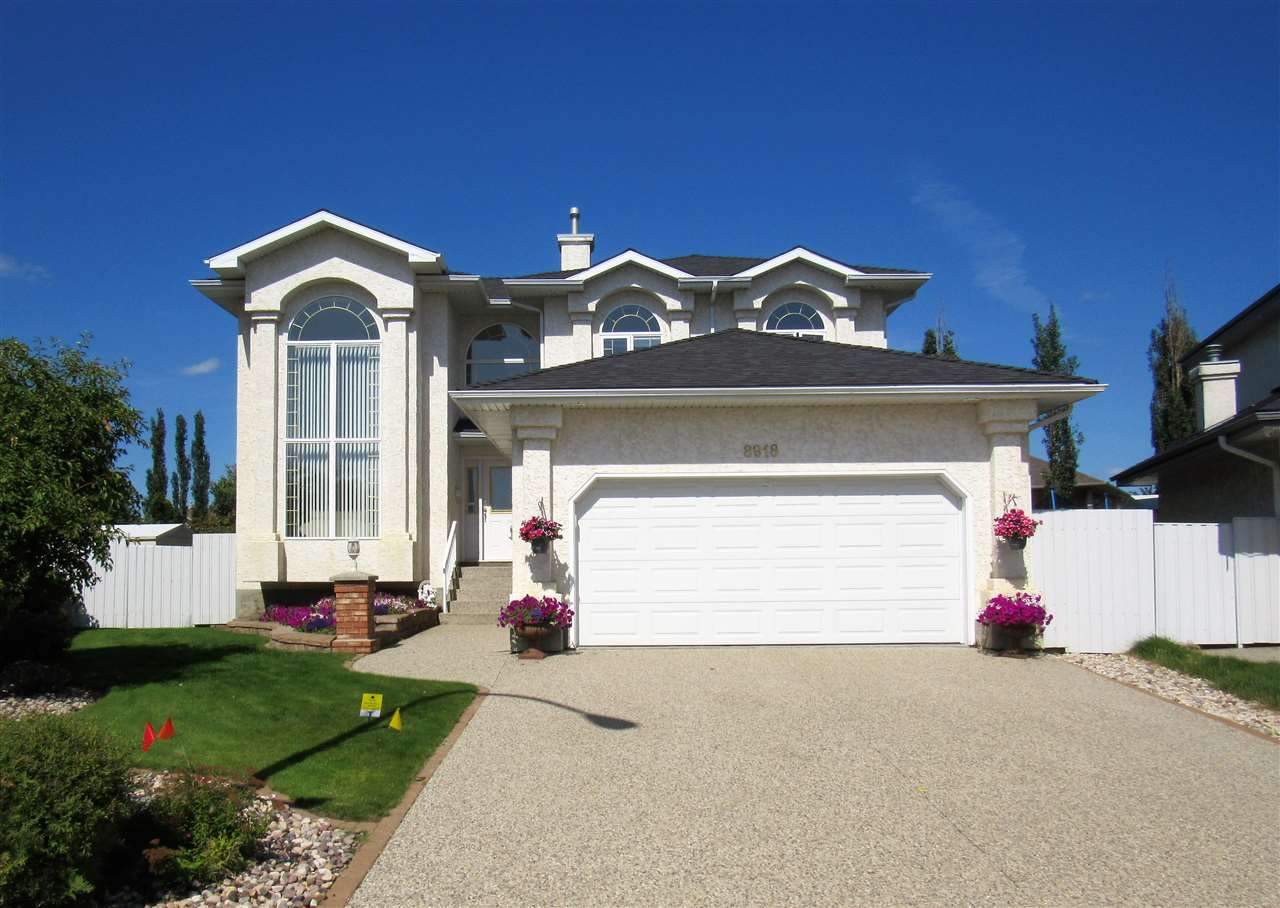 MLS® listing #E4171208 for sale located at 8918 159A Avenue