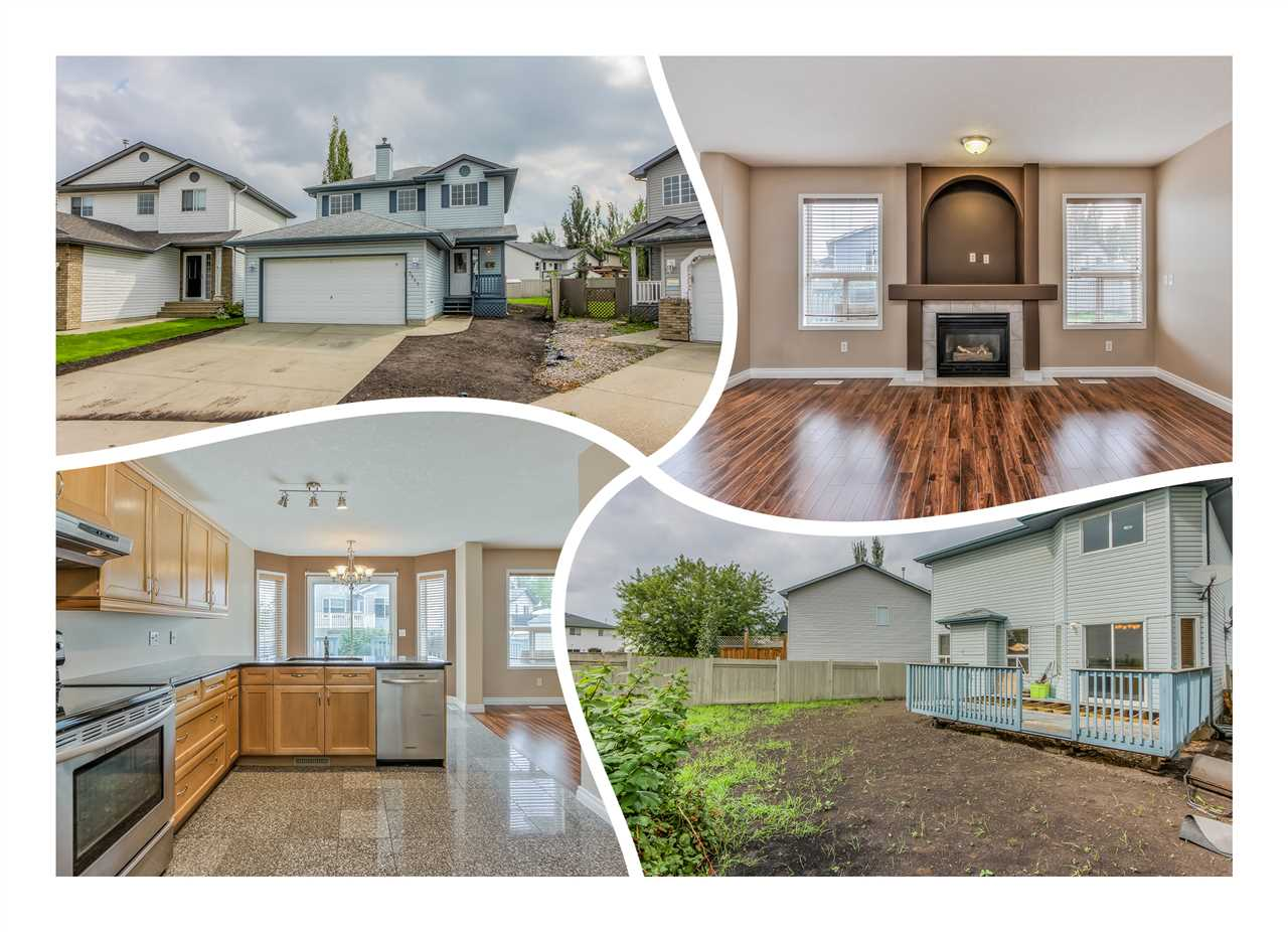 MLS® listing #E4171215 for sale located at 3223 135A Avenue