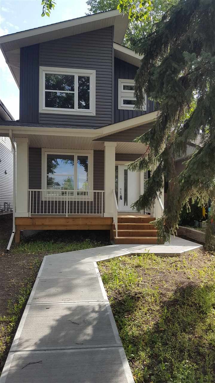 MLS® listing #E4171217 for sale located at 9429A 79 Street