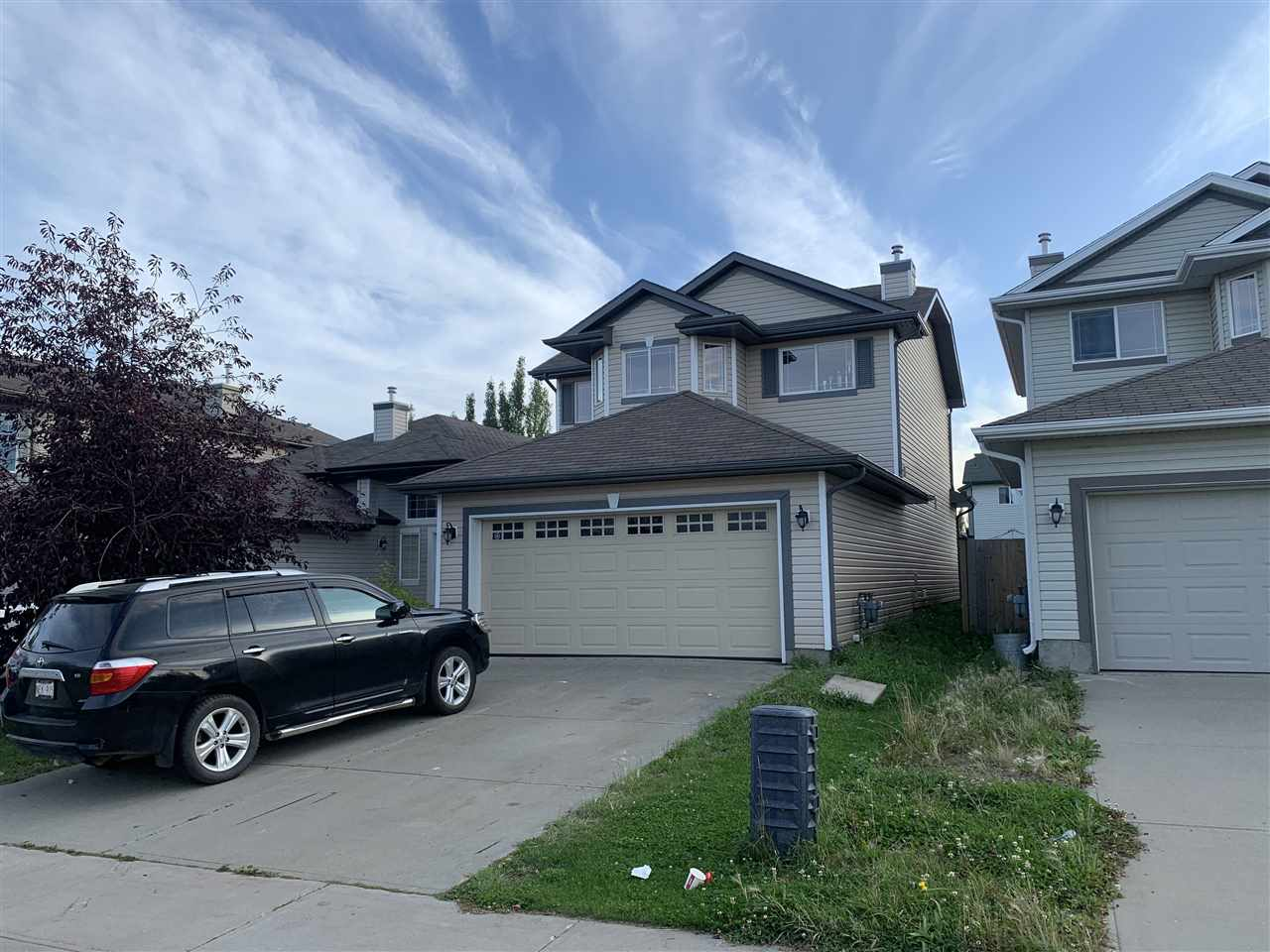 MLS® listing #E4171240 for sale located at 5523 165 Avenue