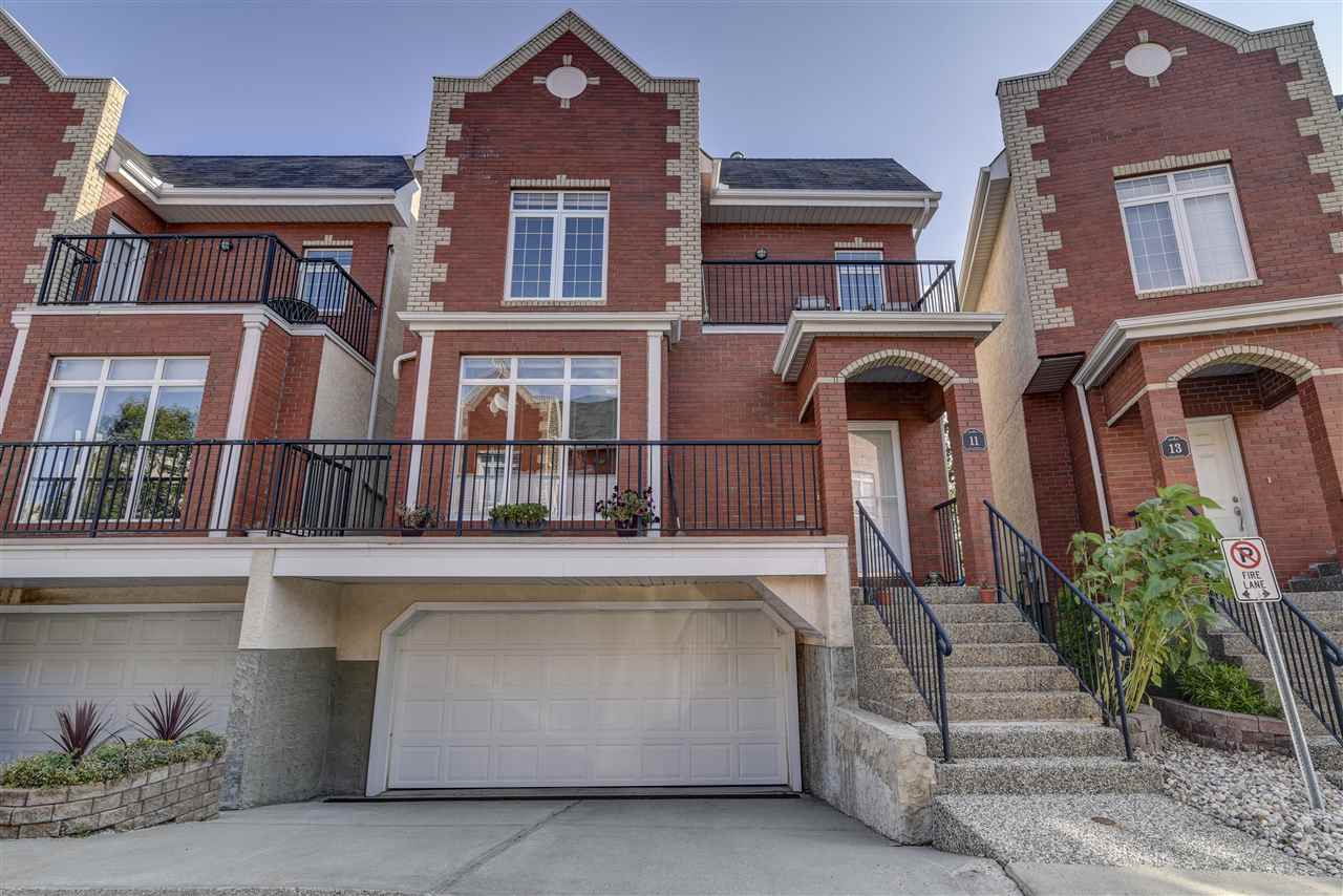 MLS® listing #E4171252 for sale located at 11 8403 164 Avenue