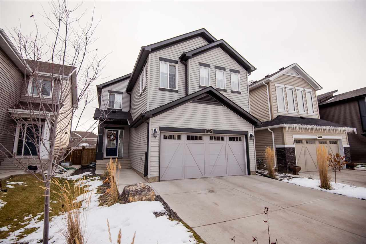 MLS® listing #E4171289 for sale located at 1629 DAVIDSON Green